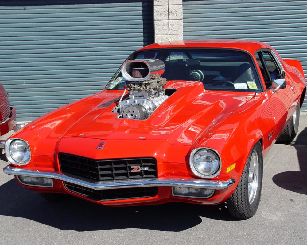 Chevrolet Camaro Z28 - cars catalog, specs, features, photos, videos,