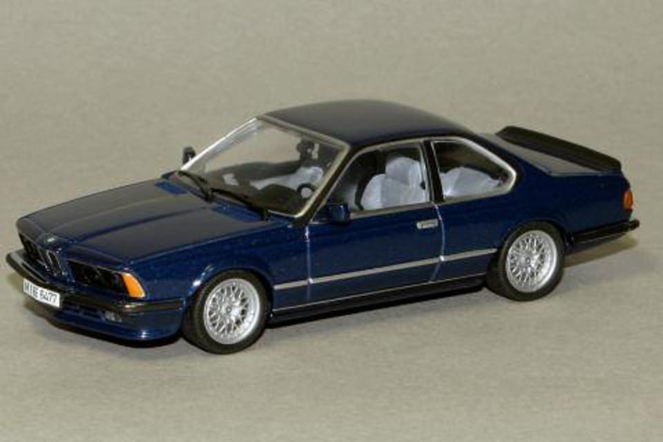 1984 BMW M 6er (E24) 635 CSI Blue metallic