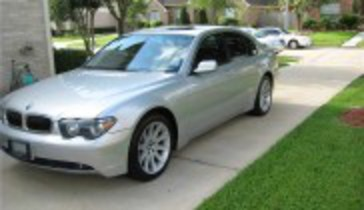 BMW 745i 44 - articles, features, gallery, photos, buy cars - Go Motors
