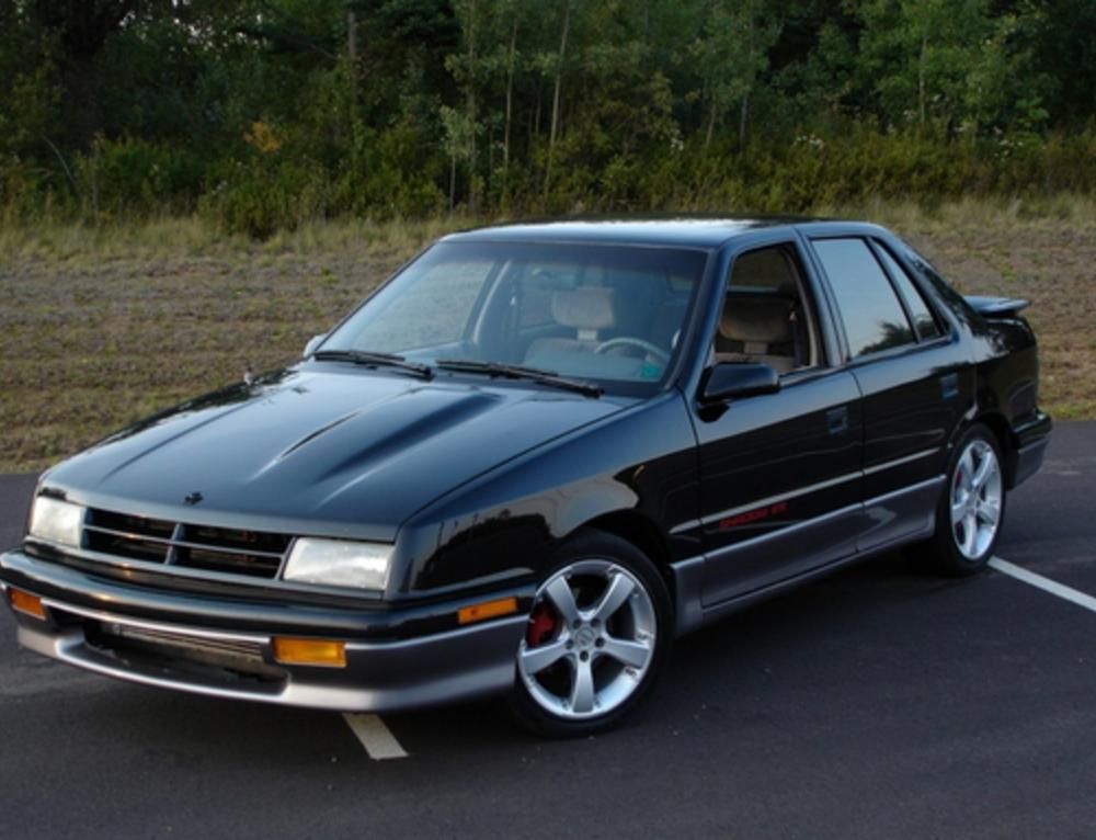 Tight_Shadow's 1991 Dodge Shadow. SOLD !! Car is going to a new home and