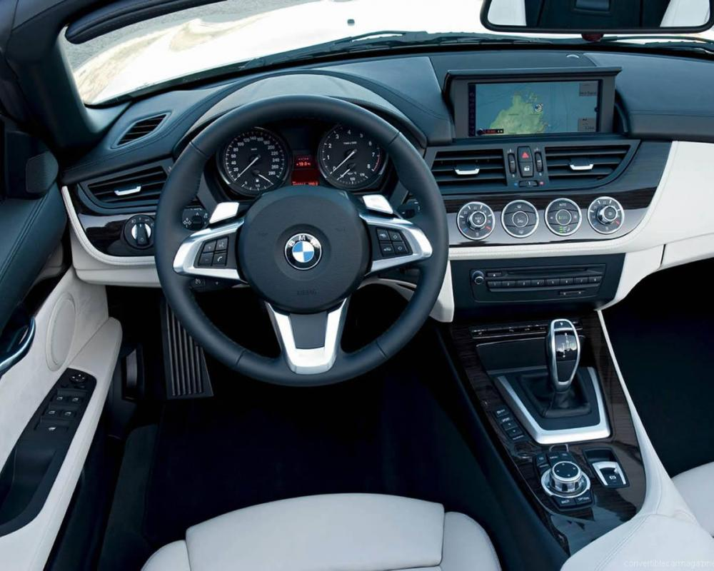 Convertible Guide » BMW Convertibles » BMW Z4 sDrive23i Roadster