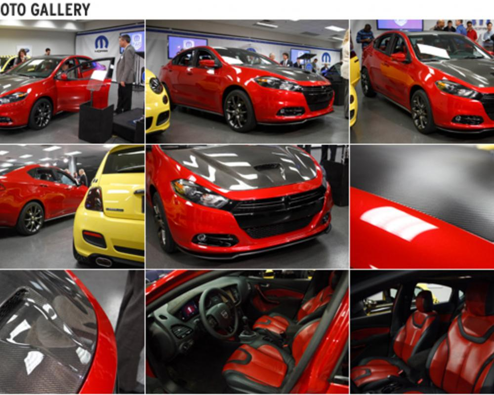 2013 Dodge Dart GTS 210 Tribute