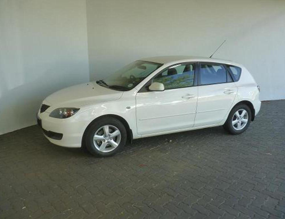 2008 MAZDA 3 1.6 ACTIVE — Pretoria. Favorite