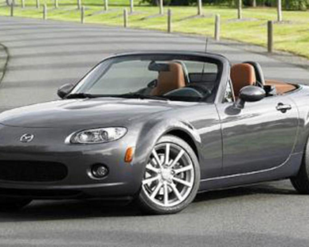 2009 Mazda MX-5 Miata Sport picture. 79 pictures; No Videos; 2 reviews