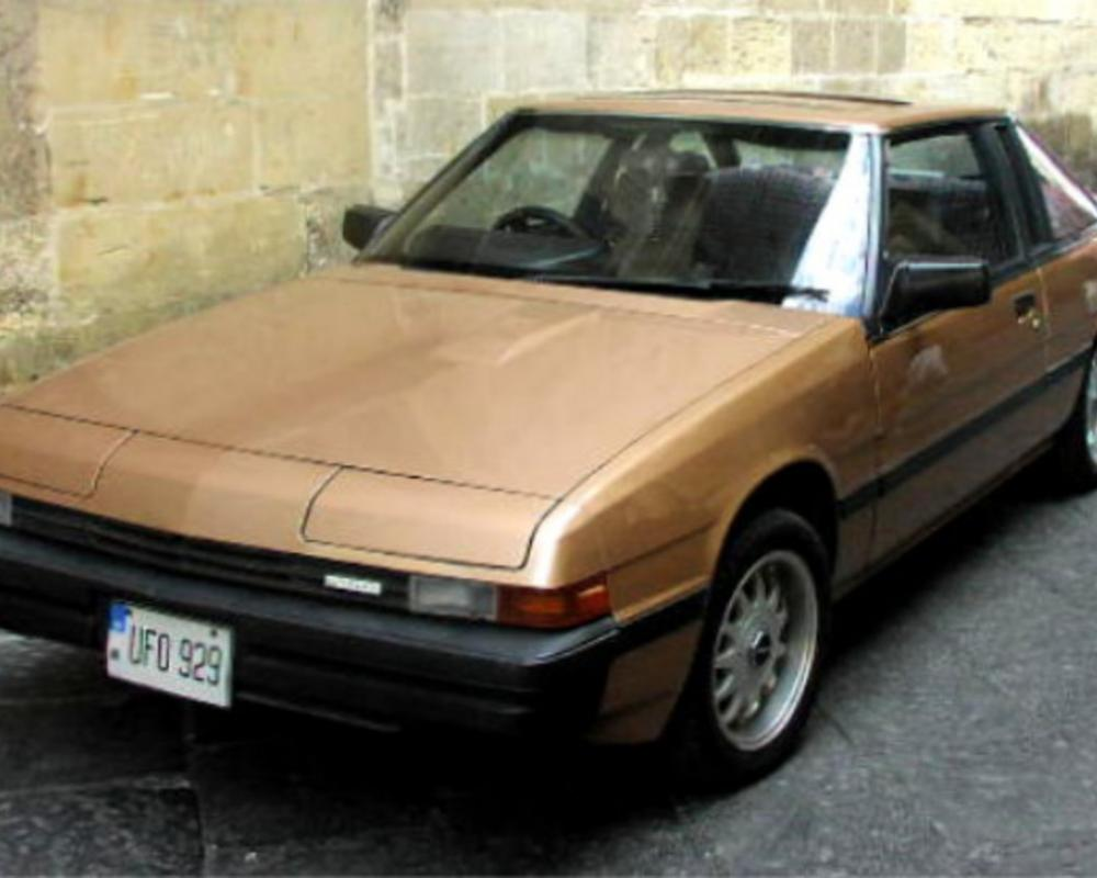 Mazda 929 150. The Mazda 929 is another one of the best of the line models
