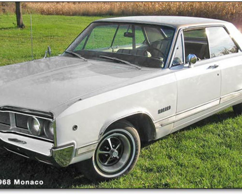 Dodge Monaco 500 V8 - huge collection of cars, auto news and reviews,