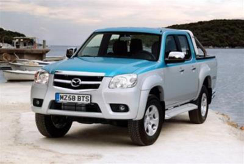 New engines and specification for Mazda BT-50 pick-up (image 3)