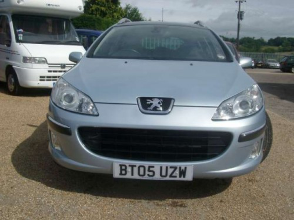 Peugeot 407 SW SV - huge collection of cars, auto news and reviews,
