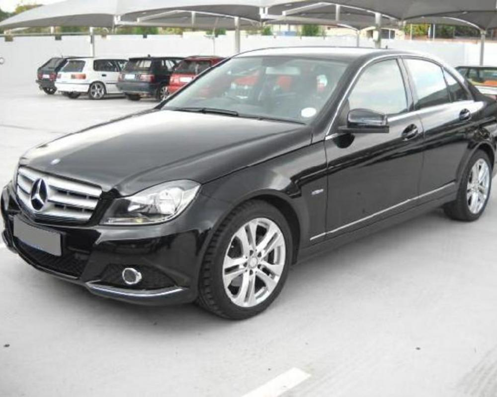 Pictures of MERCEDES-BENZ C200 CGI BE AVANTGARDE A/T