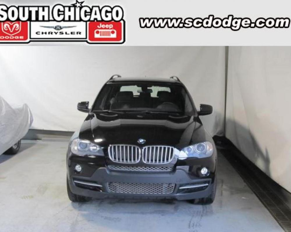 2009 BMW X5 48i Jet Black V8 48L Automatic 53730 miles In the luxury