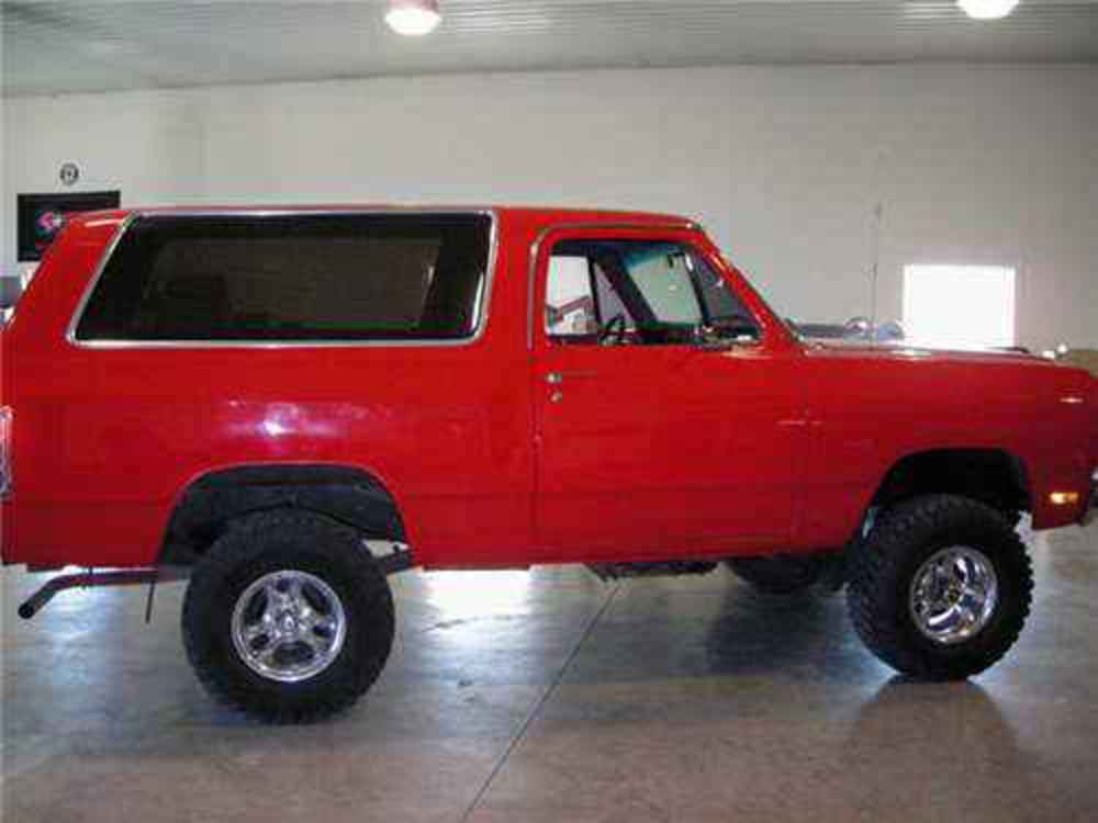 Dodge Ram Charger Prospector. View Download Wallpaper. 500x375. Comments