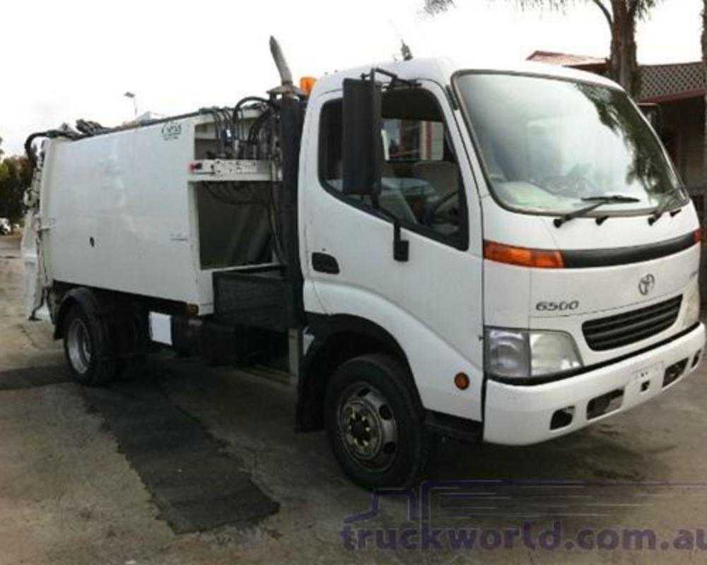 Toyota Dyna 6500. View Download Wallpaper. 535x400. Comments