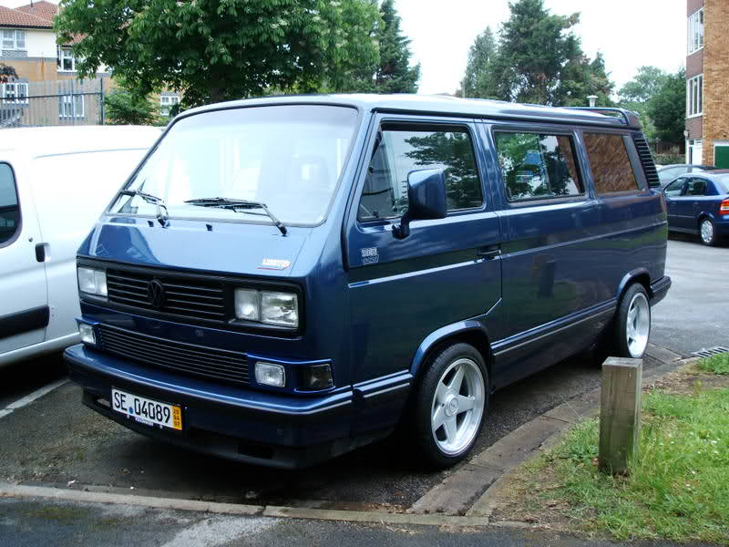 Volkswagen T3 Multivan. View Download Wallpaper. 800x600. Comments