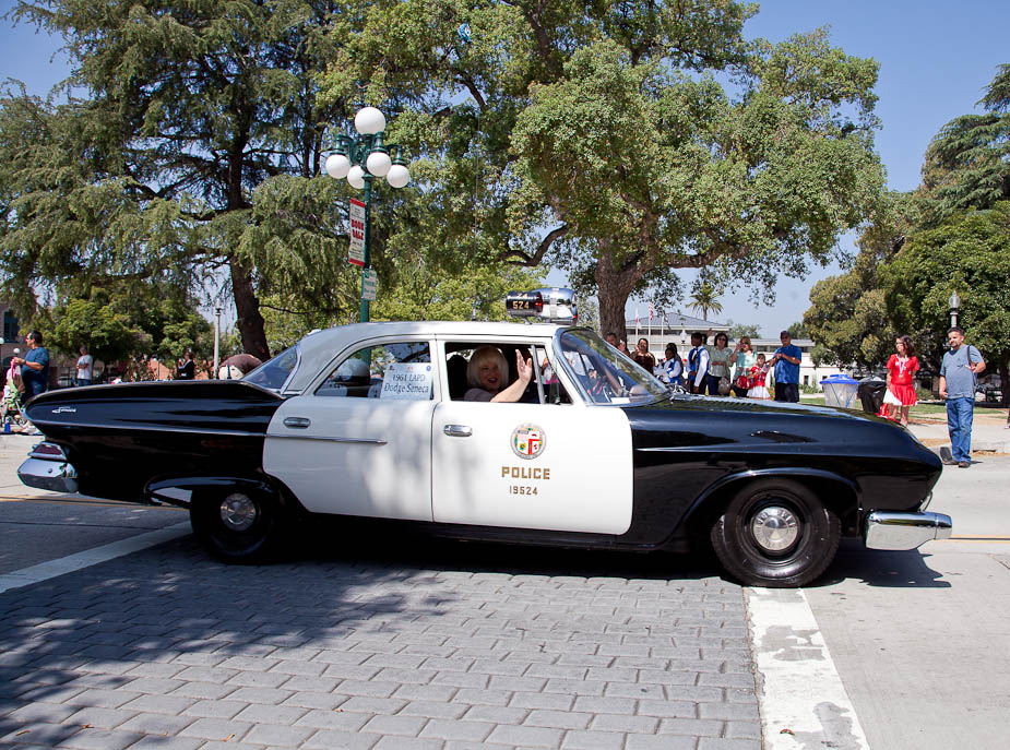 1961 LAPD Dodge Seneca. Posted by Keith at 7:26 PM