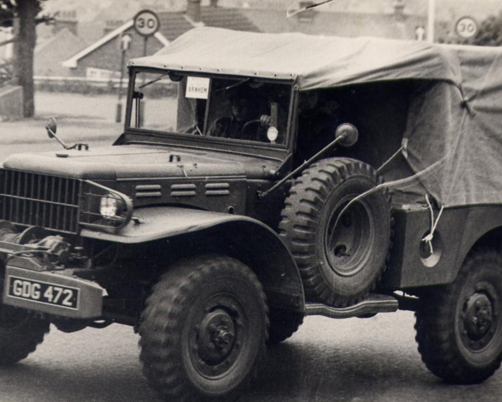 Dodge WC-51 Weapons Carrier (GDG 4