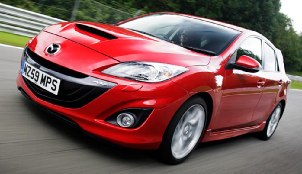 More Photos of Mazda 3 MPS 256bhp