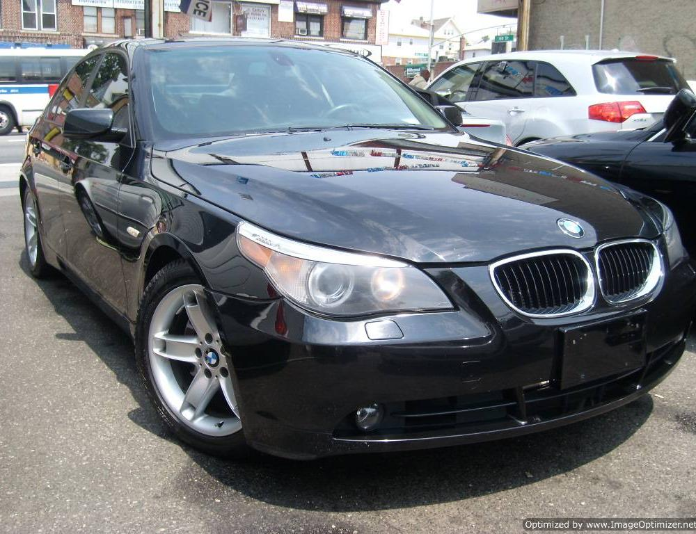 2006 BMW 530i black/black 65K mi. w/Navi~1 OWNER~