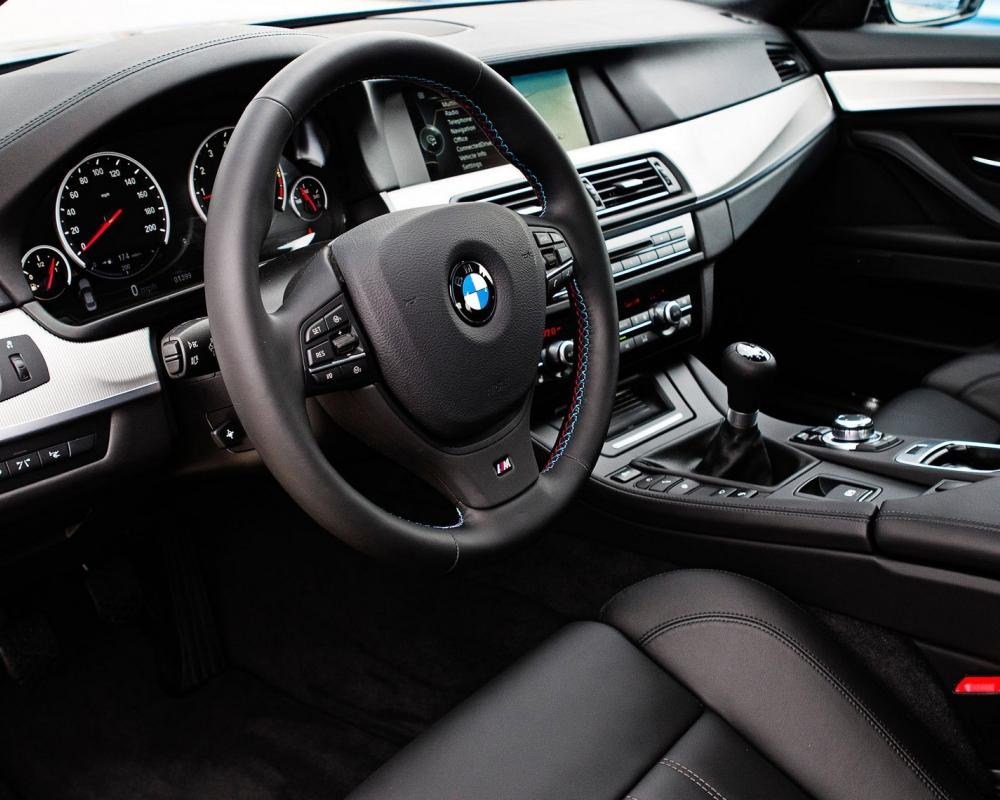 The 2013 BMW M5 and M6 mix business and pleasure: Motoramic Drives