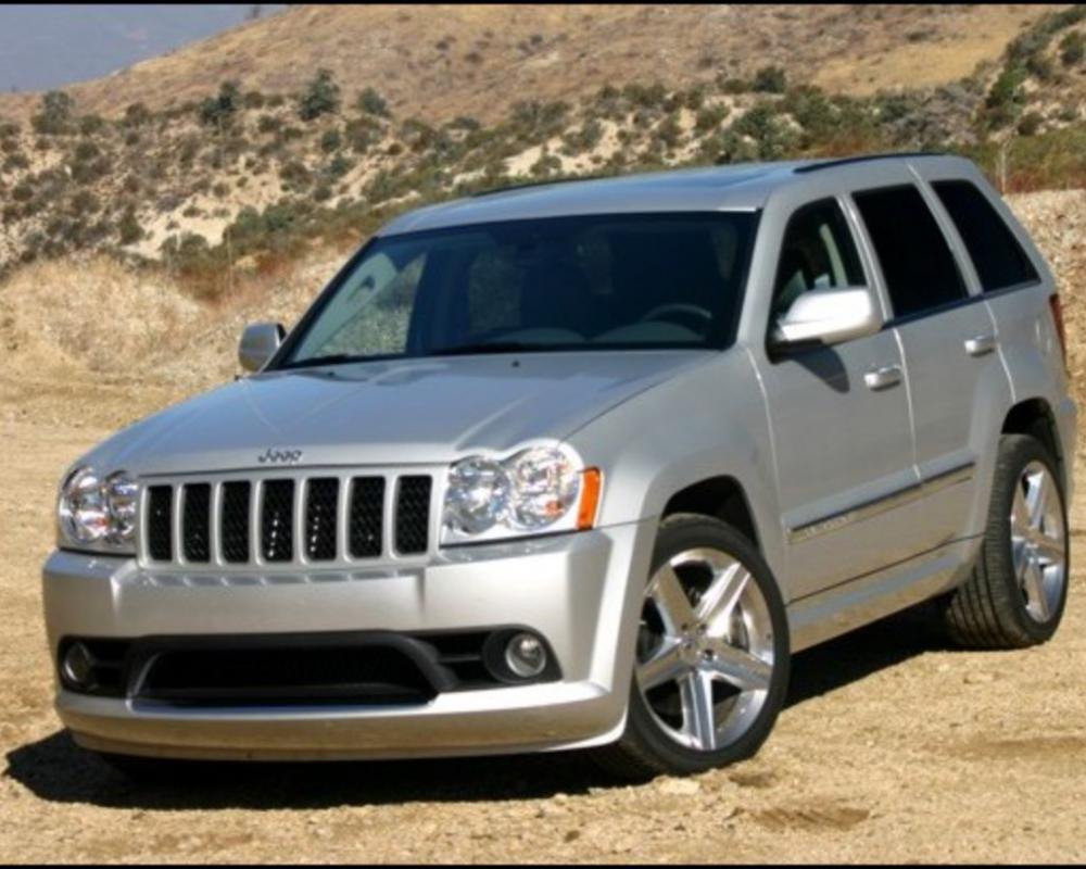 Jeep Grand Cherokee SRT8 - cars catalog, specs, features, photos, videos,