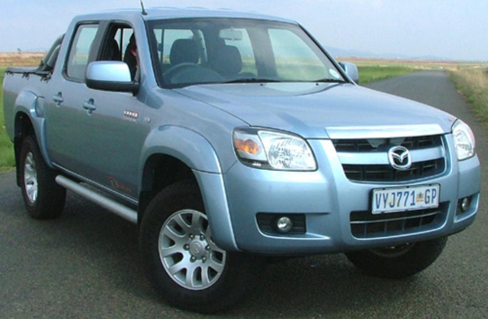 MAZDA BT-50 4X4 3000D. robust and powerful, yet smooth and easy,