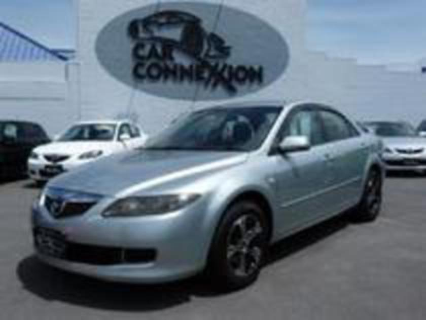 MAZDA ATENZA 20F Sedan 2005. Vehicle is AA safety certified,