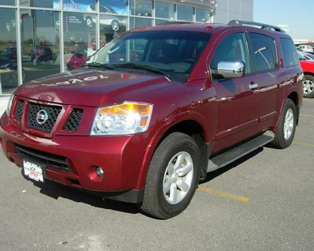 Pictures of 2010 Nissan Armada SE 4X4