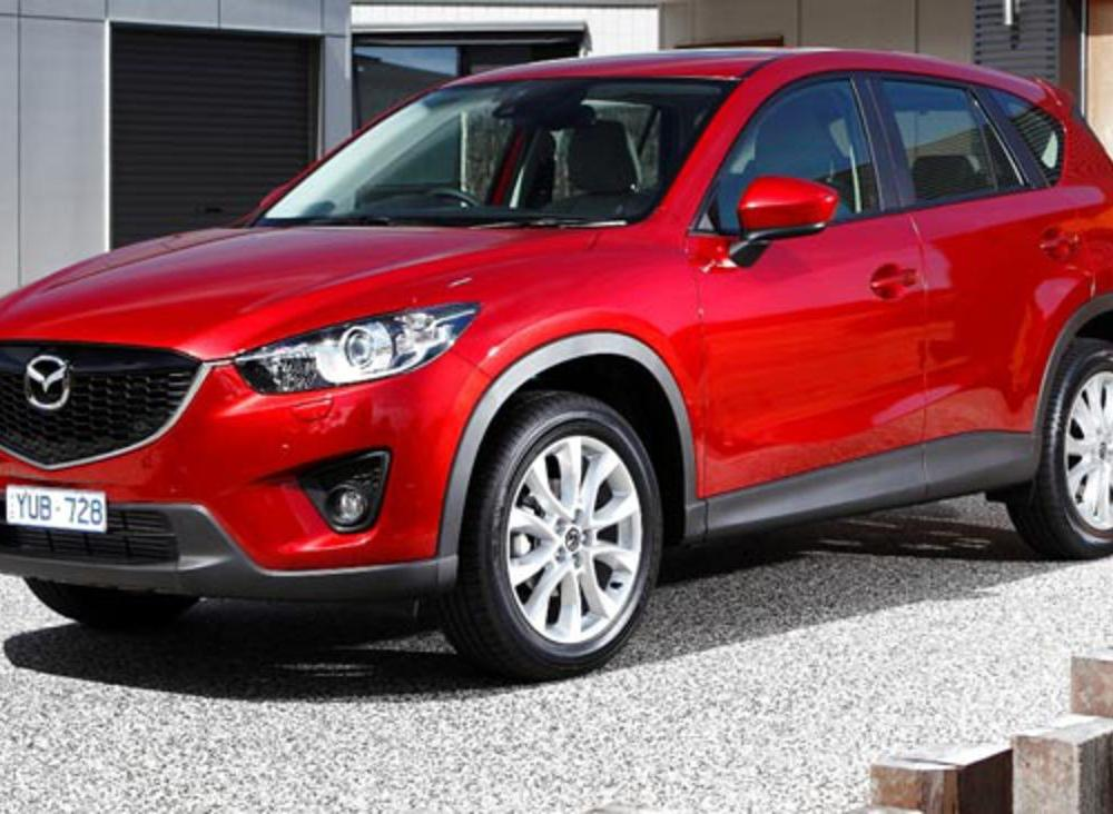 Nick Dalton road tests and reviews the new Mazda CX-5 with specs,
