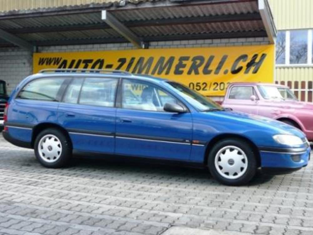 Opel Omega GL 20. View Download Wallpaper. 502x376. Comments
