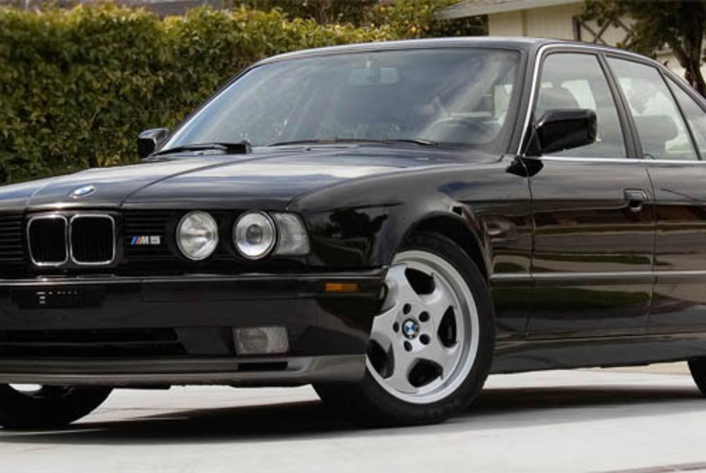 Back to BMW Products. BMW M5 (E34) (1989-1993)