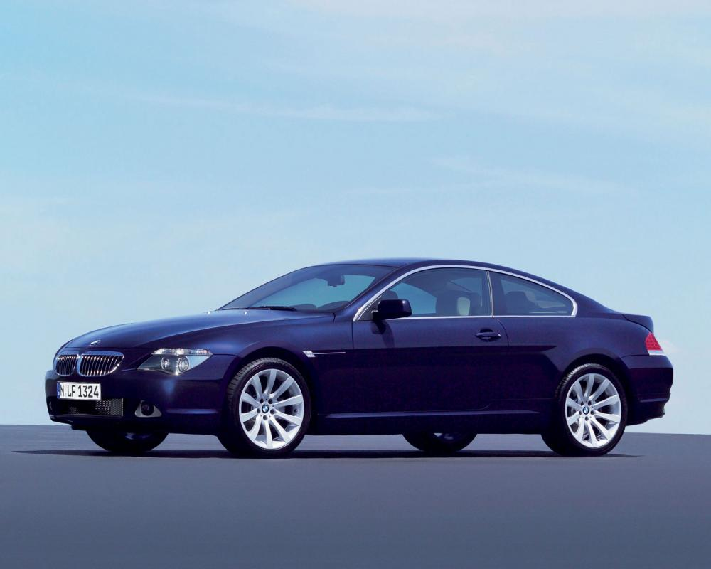 BMW 650i CARS WALLPAPERS