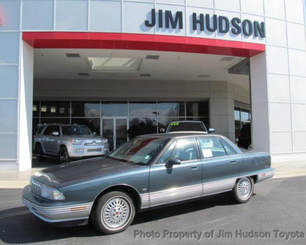 1992 Oldsmobile 98 4dr Sedan