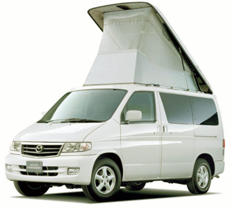 Mazda Bongo Friendee 4WD. View Download Wallpaper. 440x404. Comments