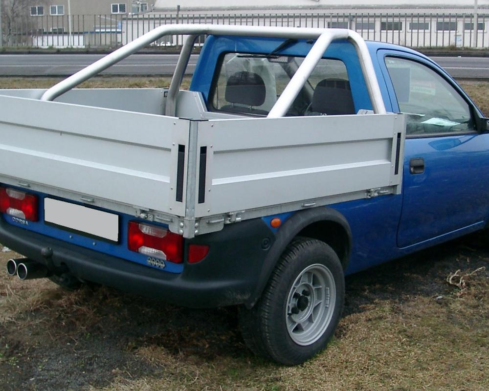 images of opel corsa pick up best photos and information of modification