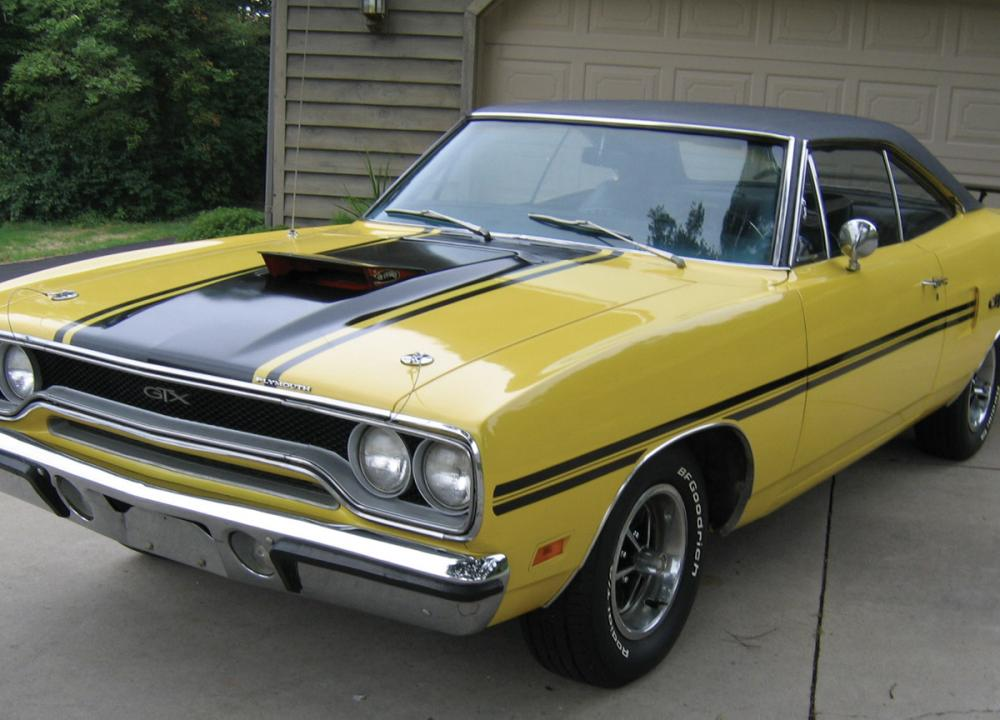 2, Dodge GTX Coupé