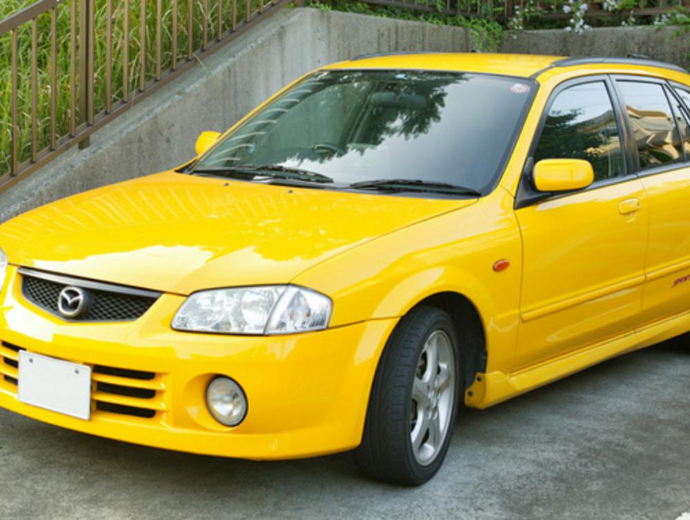 Mazda Familia Sport 20. View Download Wallpaper. 670x377. Comments