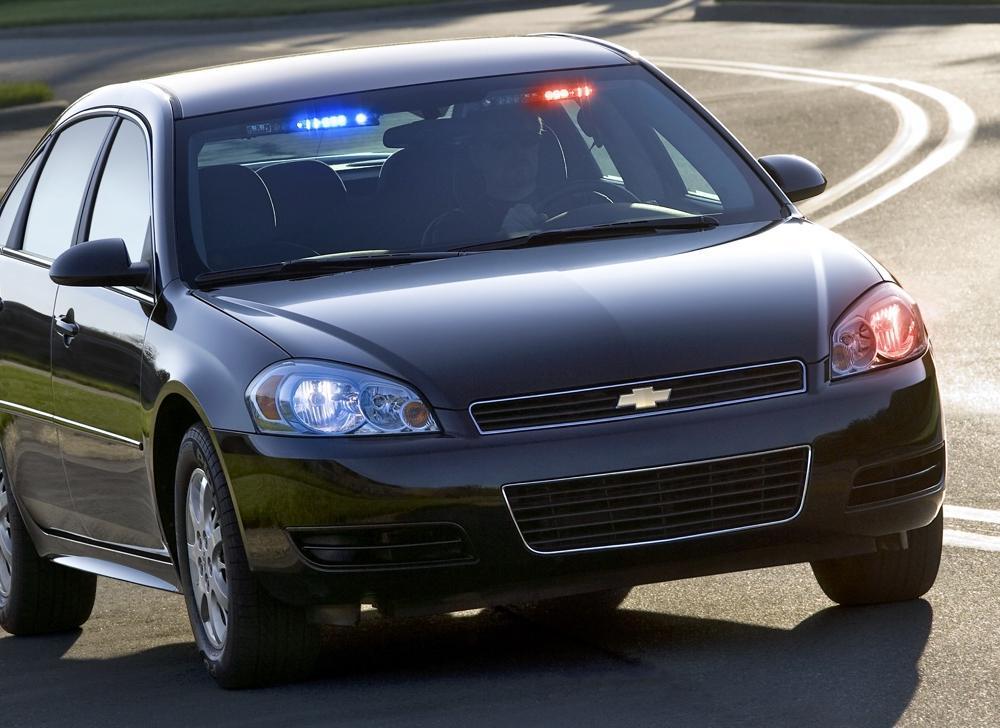 join the front-wheel-drive Chevrolet Impala and the Chevrolet Tahoe PPV,