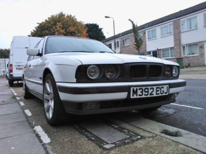 BMW 525TD SWAP WHY ??? Shadwel Picture 1 Enlarge