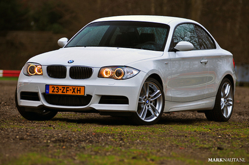 BMW 135i Convertible DCT Photo #6