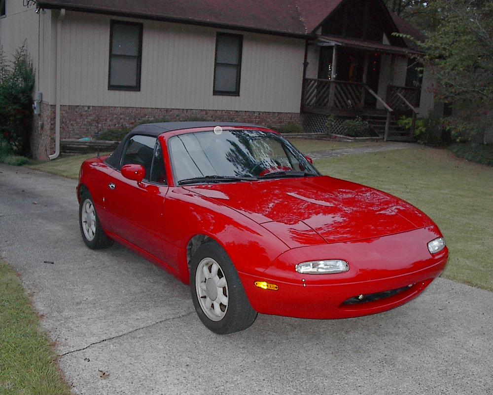 Mazda Miata MX 5. View Download Wallpaper. 1600x1200. Comments