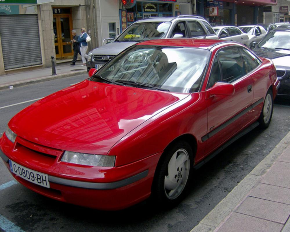 1994 Opel Calibra Turbo 4x4