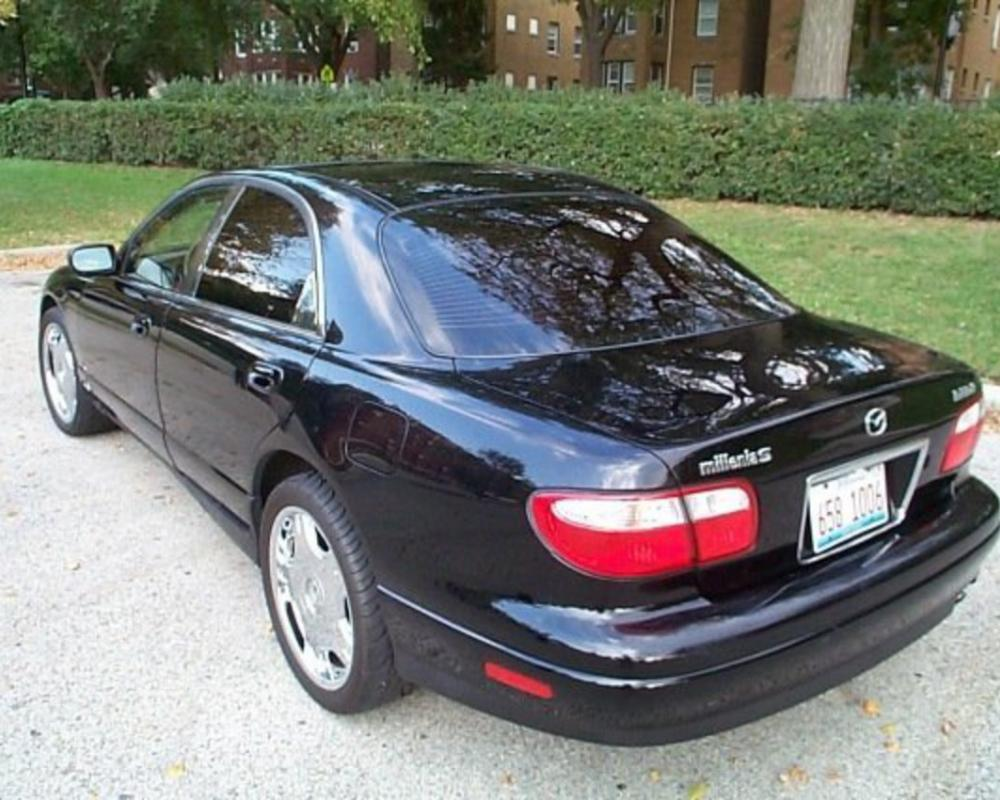 2002 Mazda Millenia 4 Dr S Special Edition Supercharged Sedan picture,