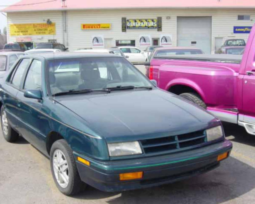 The 1994 Dodge Shadow is one of the finest models produced by Dodge.