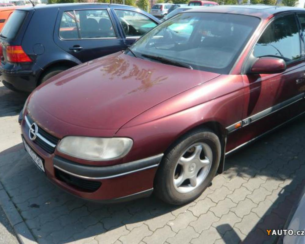 Opel Omega 25 V6. View Download Wallpaper. 640x480. Comments