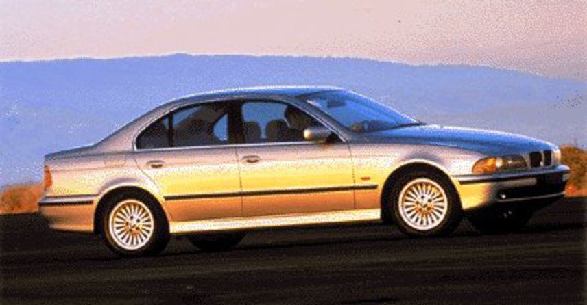 1997 BMW 540iA. by Carey Russ. bmw. SEE ALSO: BMW Buyer's Guide