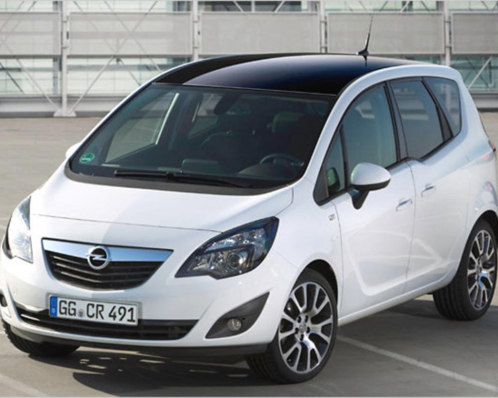 Opel Meriva used car