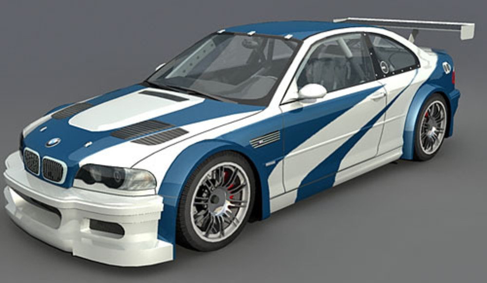 Bmw m3 gt-r (124 comments) Views 49156 Rating 33