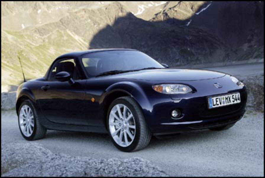 Mazda MX-5 Roadster. View Download Wallpaper. 448x300. Comments