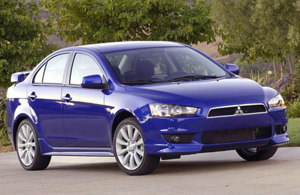 Swotti - Mitsubishi Lancer, The most relevant opinions