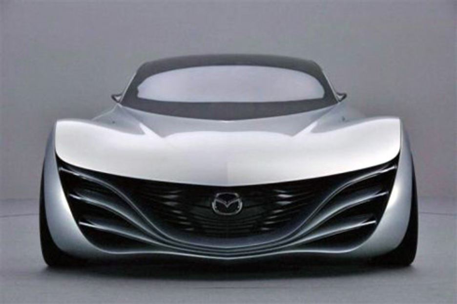 "Now you know where ""Taiki"" name came from. mazda taiki concept car"