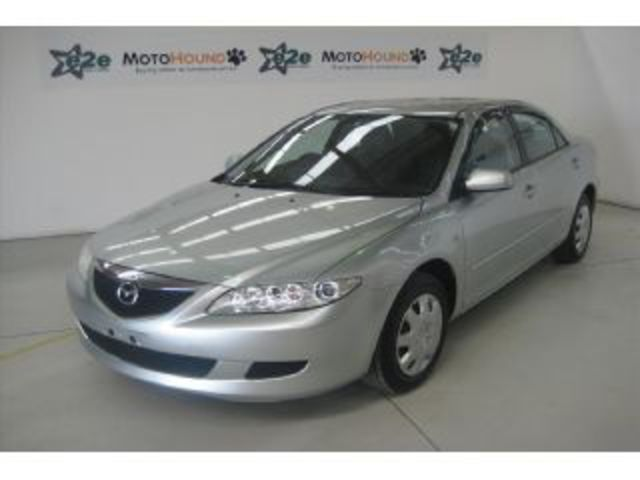 MAZDA ATENZA 20F Silver 2005 for Sale - Autotrader New Zealand
